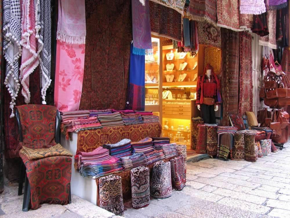 Старый город в Иерусалима (Old city, Jerusalem)