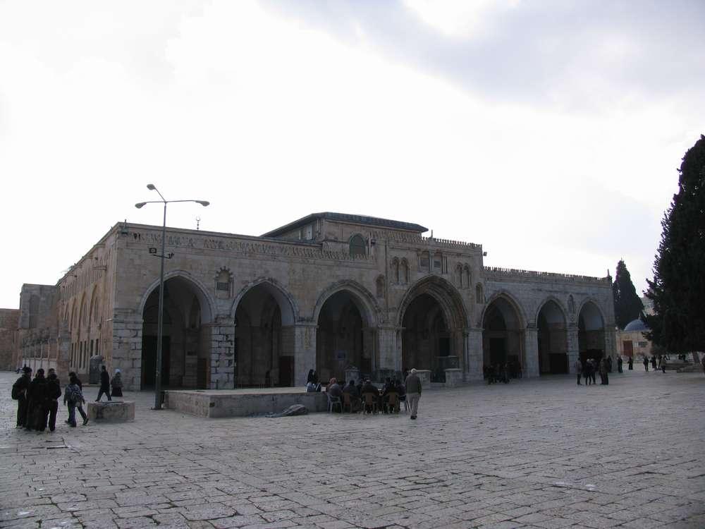 Аль-Акса (Al-Aqsa)
