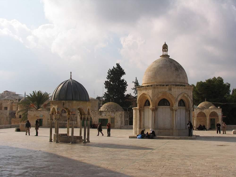 Израиль, Иерусалим, Храмовая гора (Israel, Jerusalem, Temple Mount)