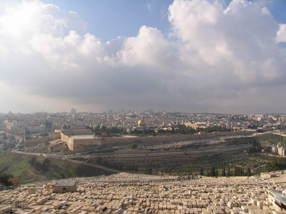 Израиль, Иерусалим, Старый город (Israel, Jerusalem, Old Town)