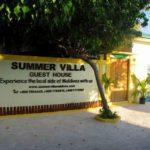Summer Villa Guesthouse, Мальдивы, остров Маафуши
