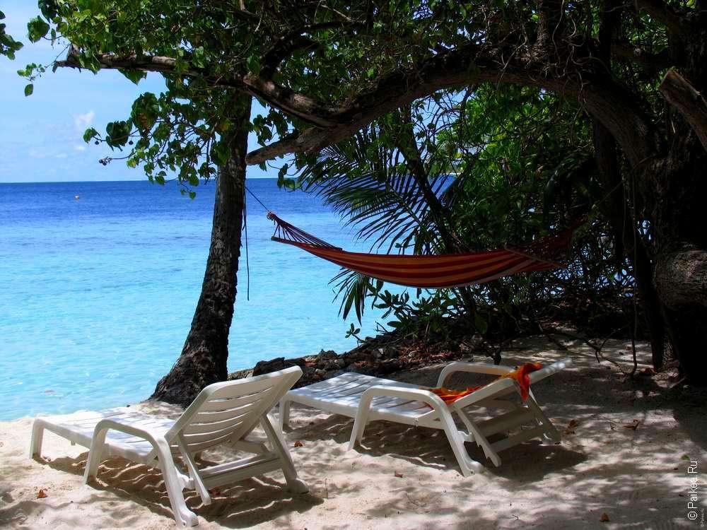 Наш отдых на Мальдивах