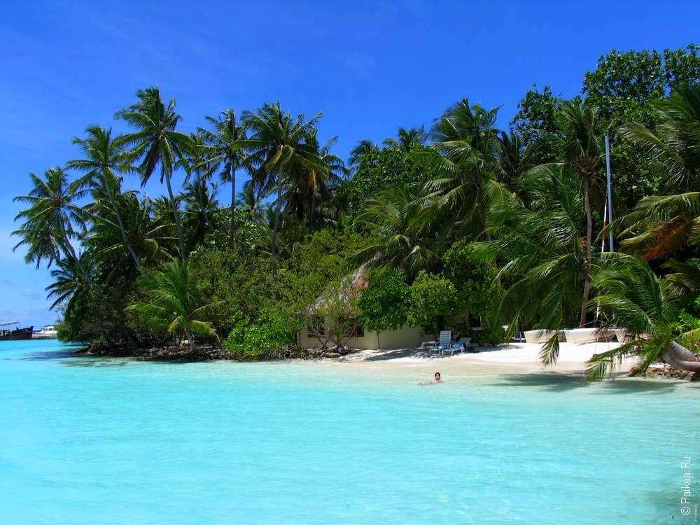 Отдых на Мальдивах летом