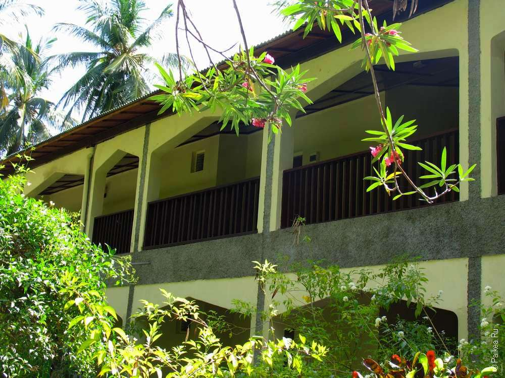 Отель на острове Бияду
