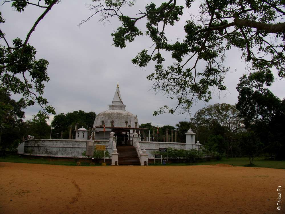 Анурадхапура достопримечательности