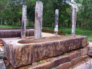 Рисоварня Анурадхапура Шри-Ланка