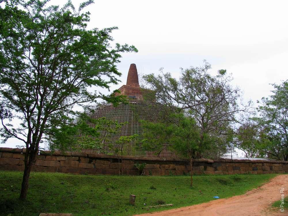 Анурадхапура Шри-Ланка Anuradhapura Sri Lanka 18