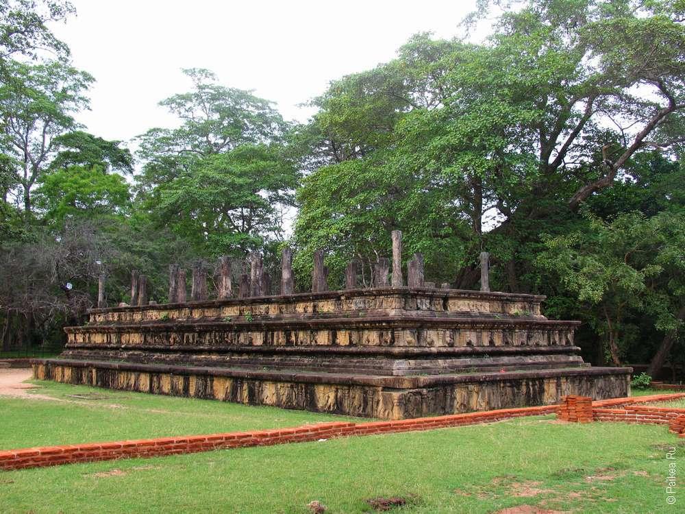 Полоннарува Шри Ланка