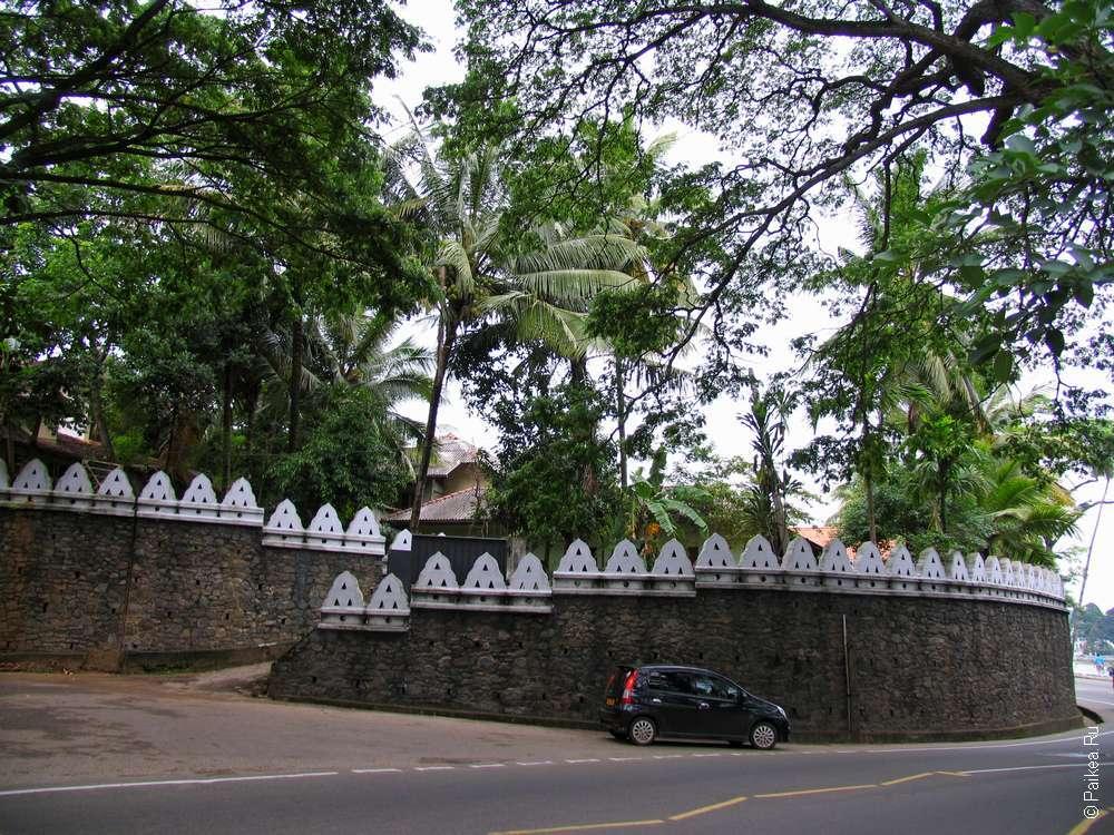 стены канди