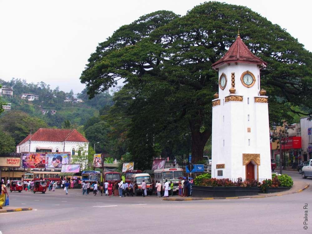 Канди Шри-Ланка как добраться
