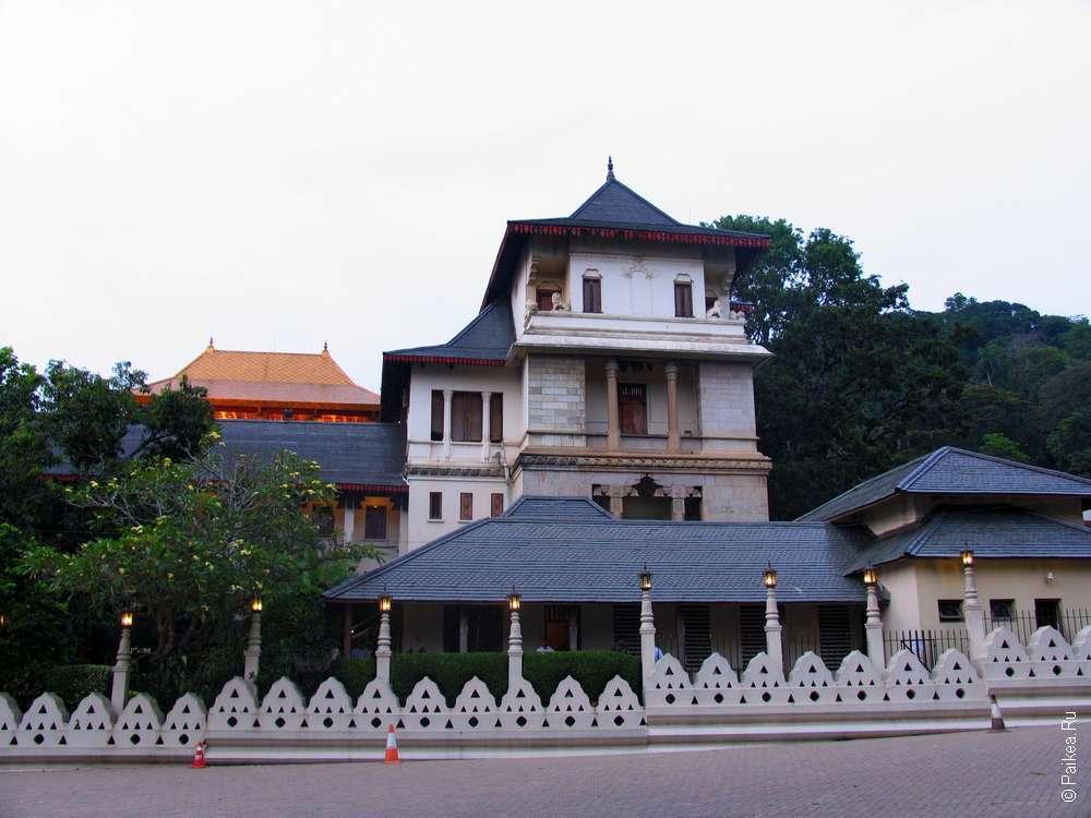 Дом в Канди