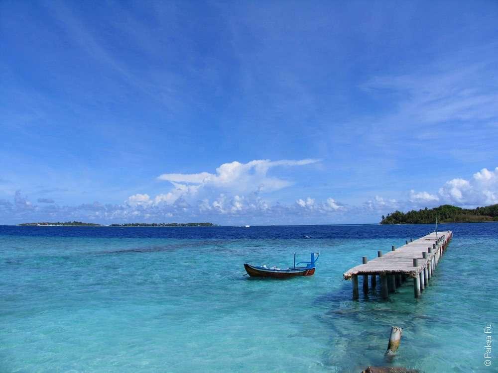 Отдых на Мальдивах 7