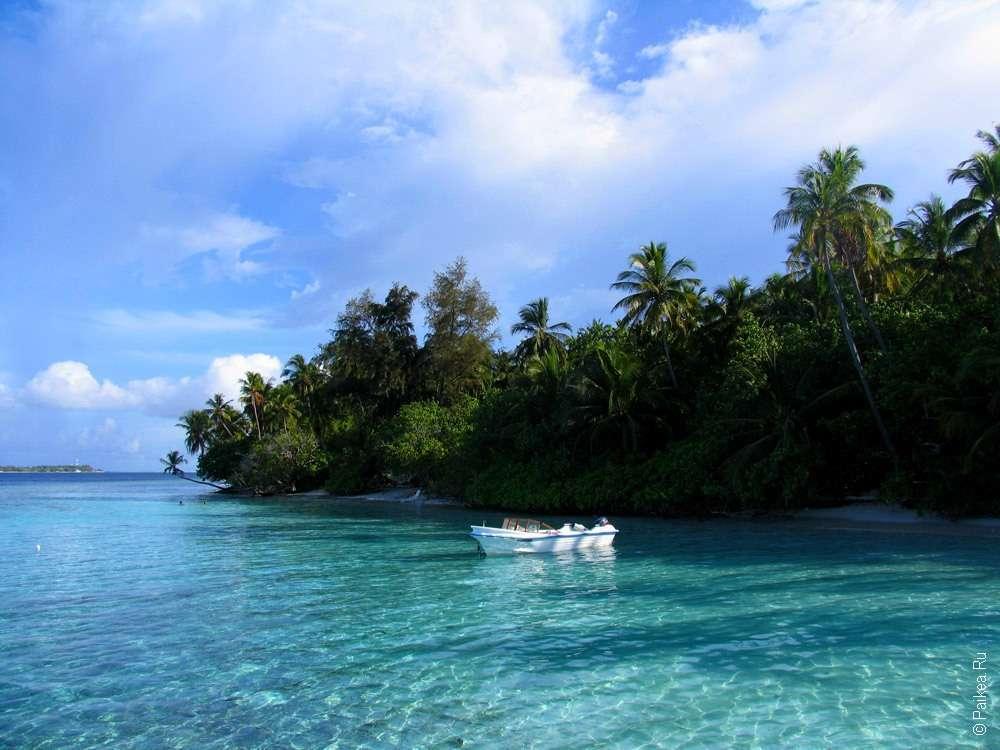 Отдых на Мальдивах 4
