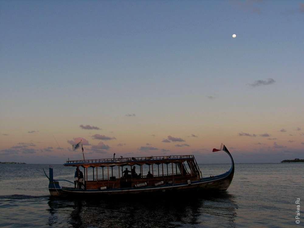 Лодка-дони