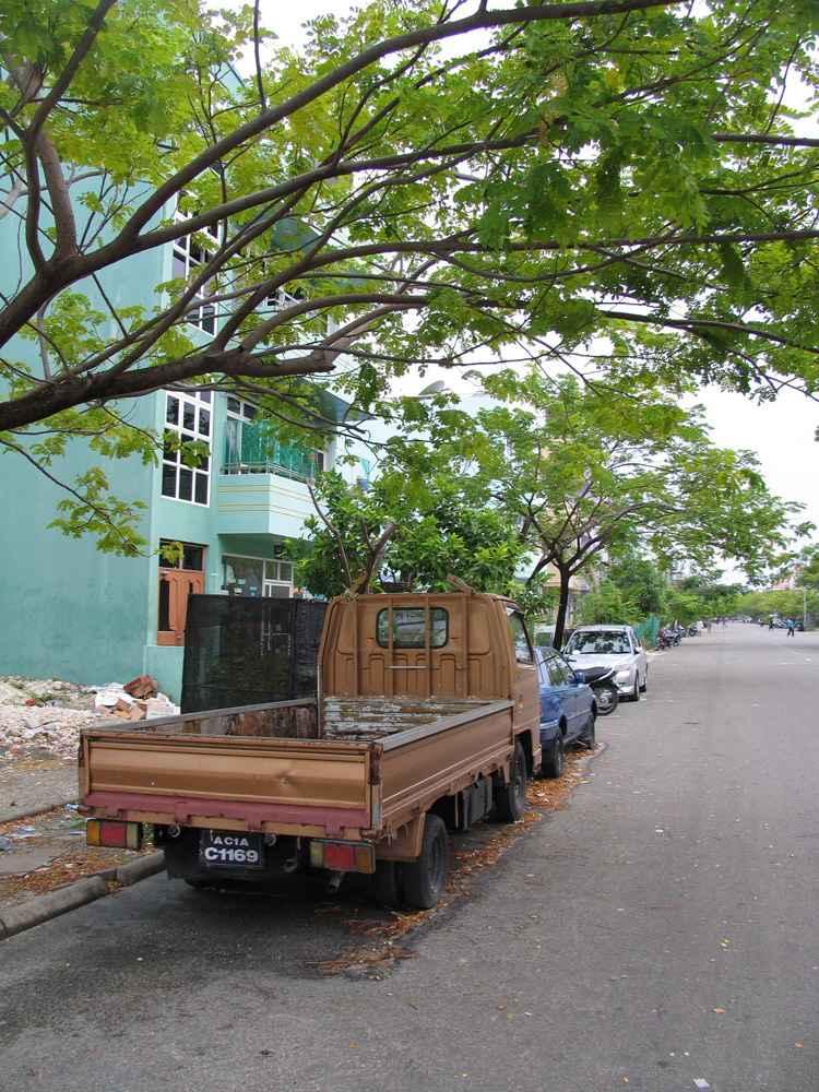 Мальдивы - Хулулемале (Maldives - Hulhulemale)