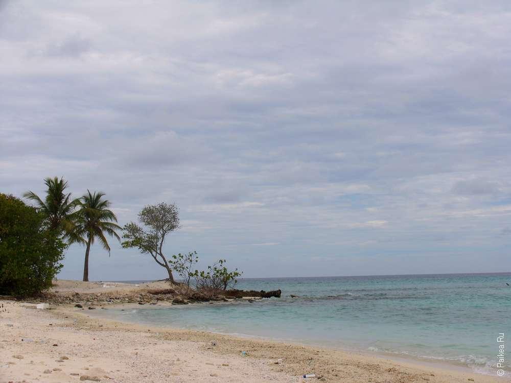 Восточный пляж