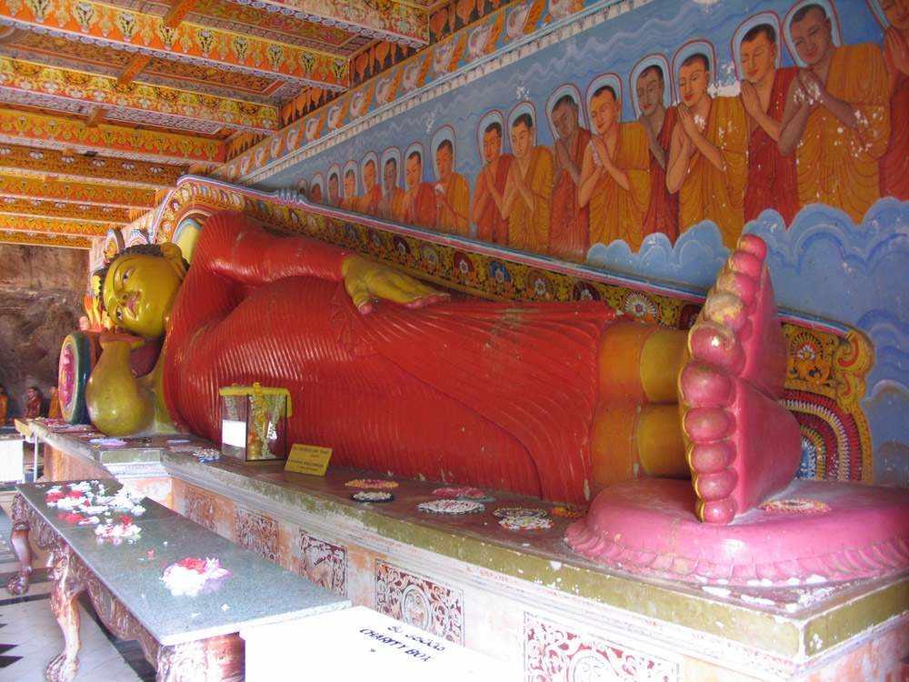Шри Ланка - Анурадхапура (Sri Lanka - Anuradhapura)