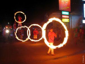 В Нувара Элия проходит праздник света Бак Поя