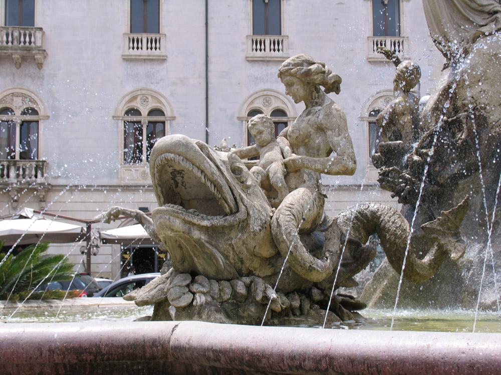 Сиракузы, Италия