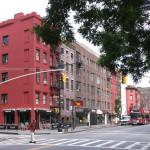 пятиэтажный дом в нью-йорке