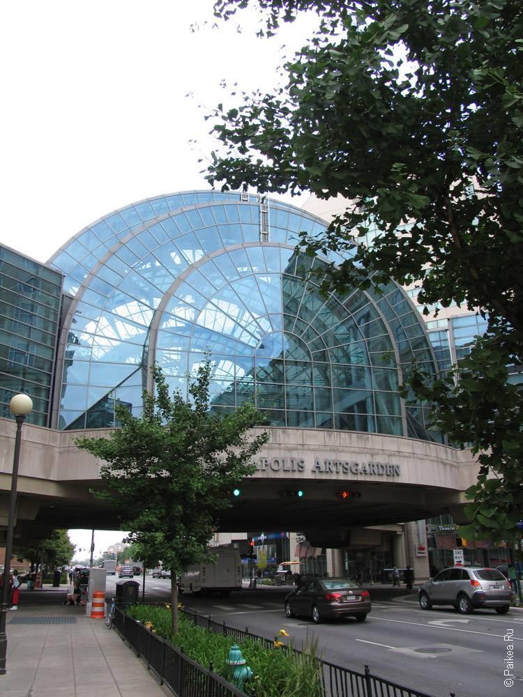Современная городская архитектура