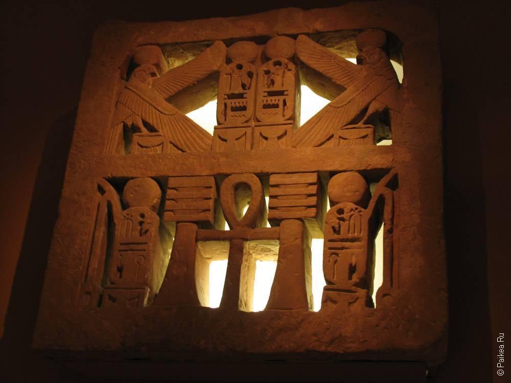 египетская стена