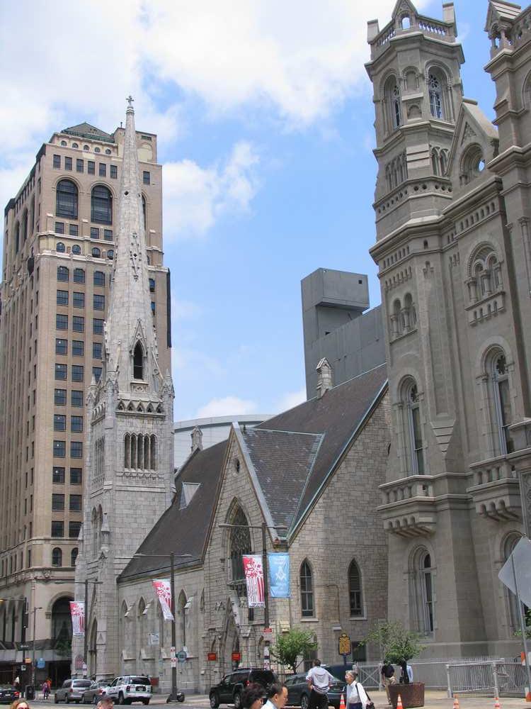 здания в филадельфии