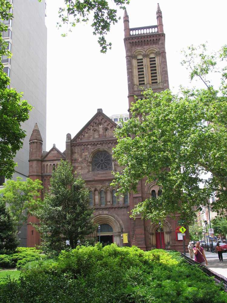 католический собор в филадельфии
