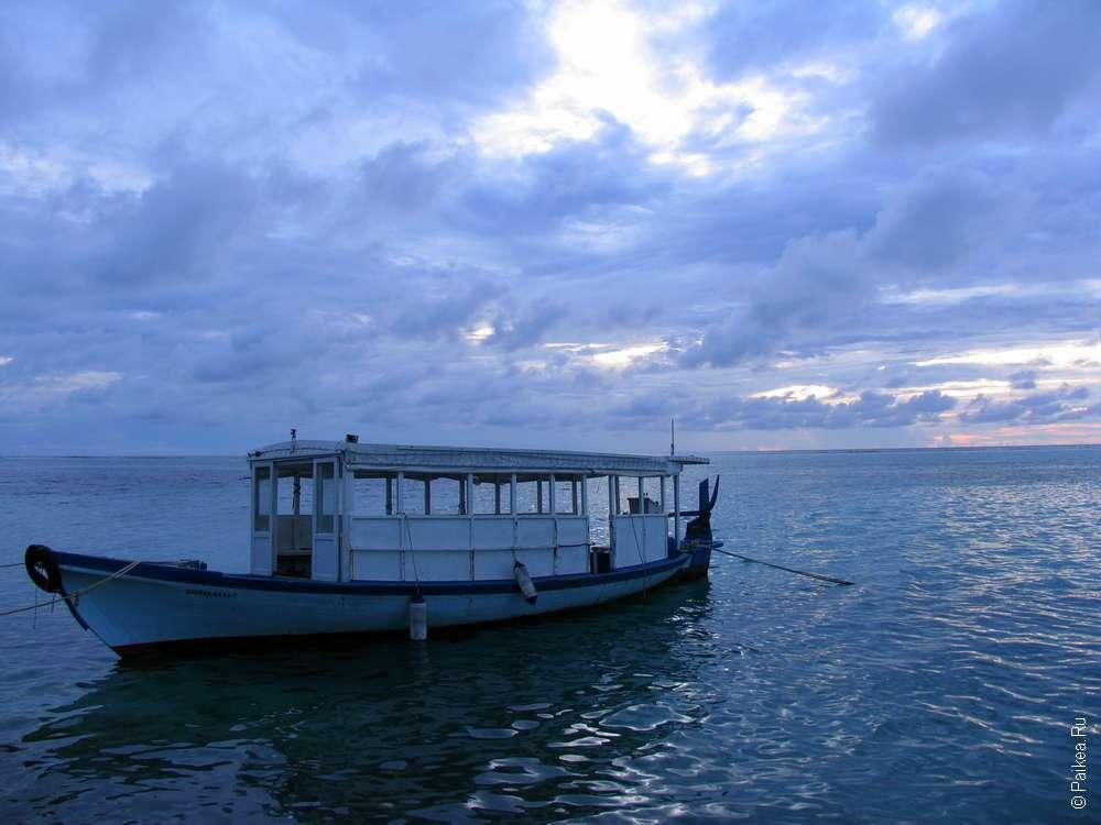 Остров Маафуши
