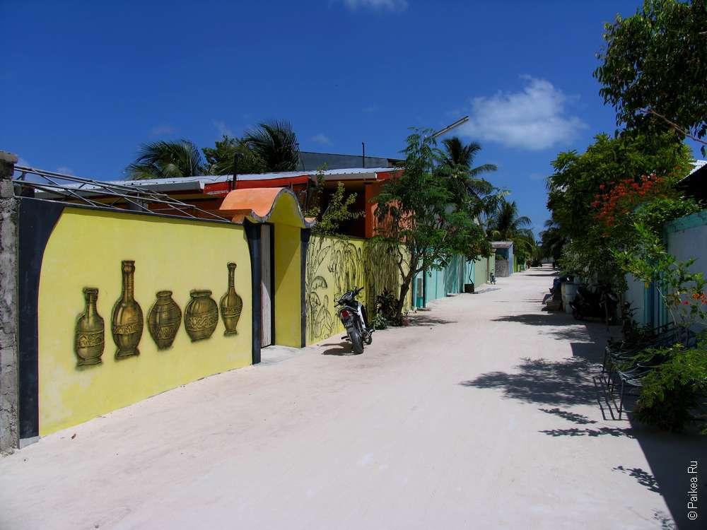 Лучшие недорогие отели на Мальдивах