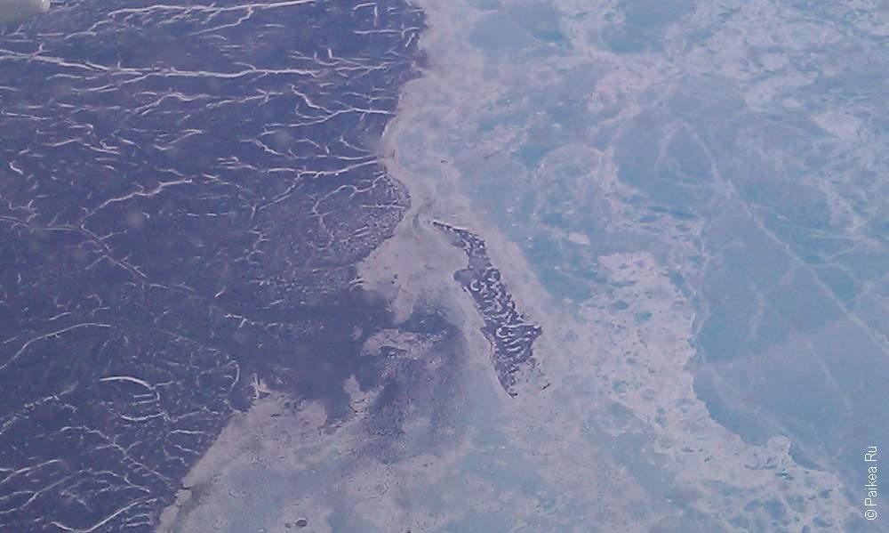 побережье северного ледовитого океана