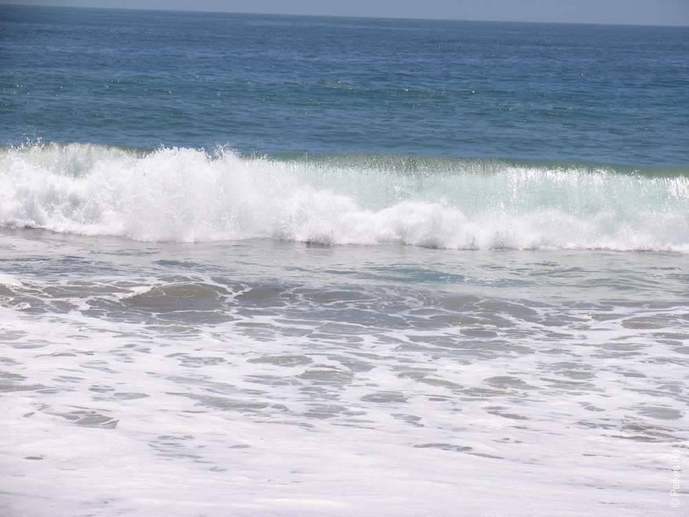 малибу волны