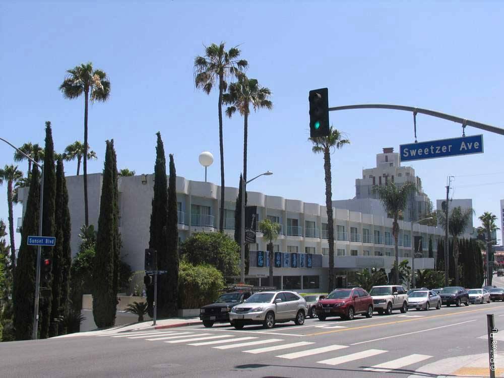 Голливуд в США