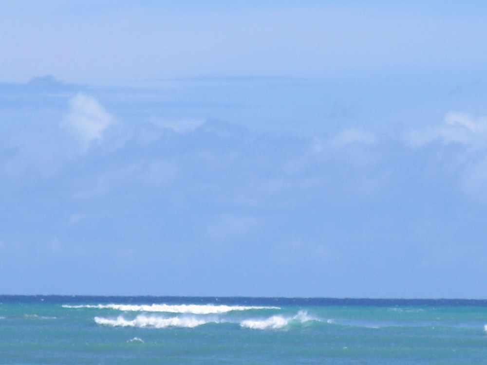 тихий океан гавайи