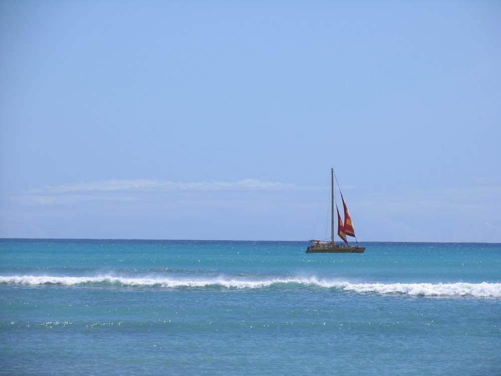яхта на гавайях