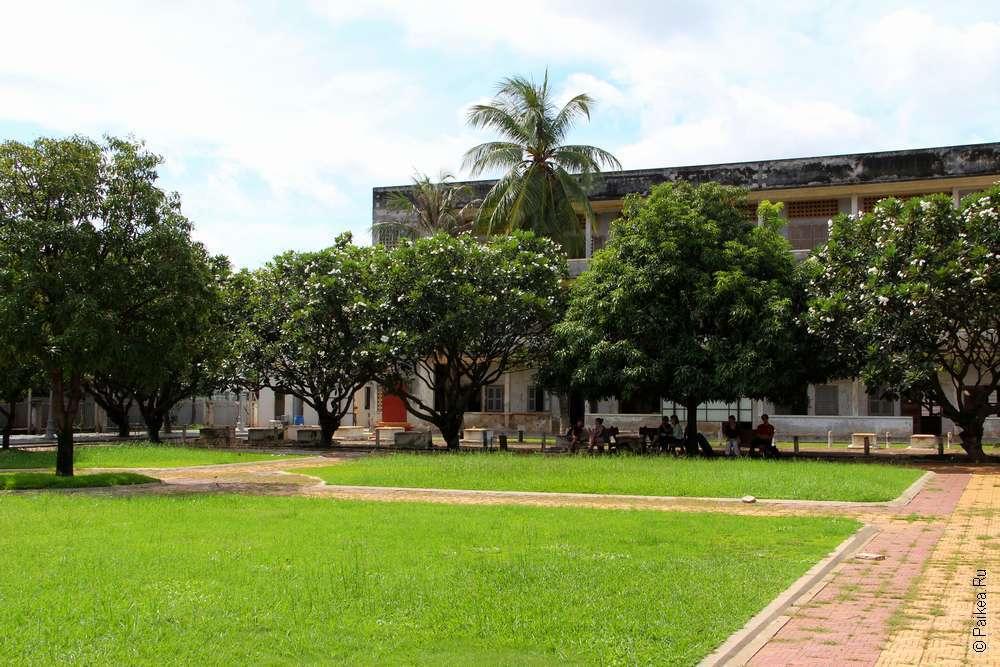 Музей геноцида Камбоджа