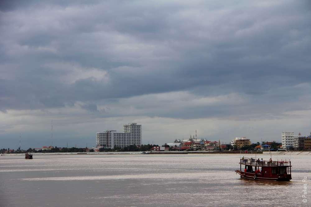 Как добраться до Пномпеня