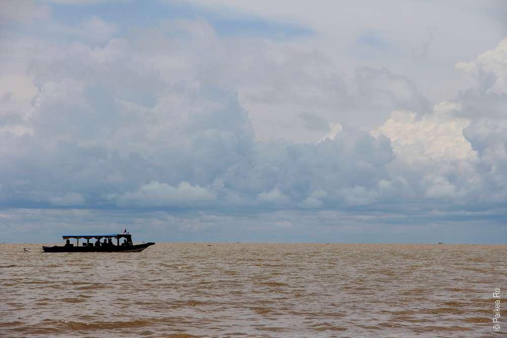 Тонлесап Камбоджа