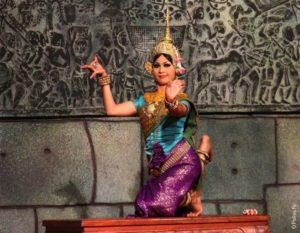 Танец апсара