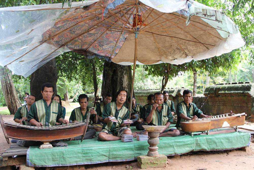Камбоджа - Сием Рип (Cambodia - Siem Reap)