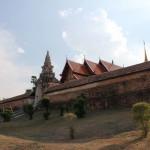 Монастыр Ват Пра Тат Лампанг Луанг в Таиланде