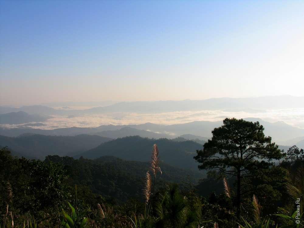 Дорога Пай - Мае Хонг Сон
