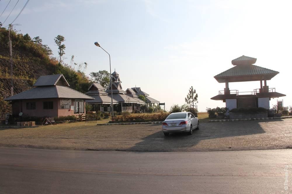 По северному Таиланду на машине. Пай - Мэхонгсон - Кун Ям (North Thailand - Pai - Mae Hong Son - Khun Yuam)