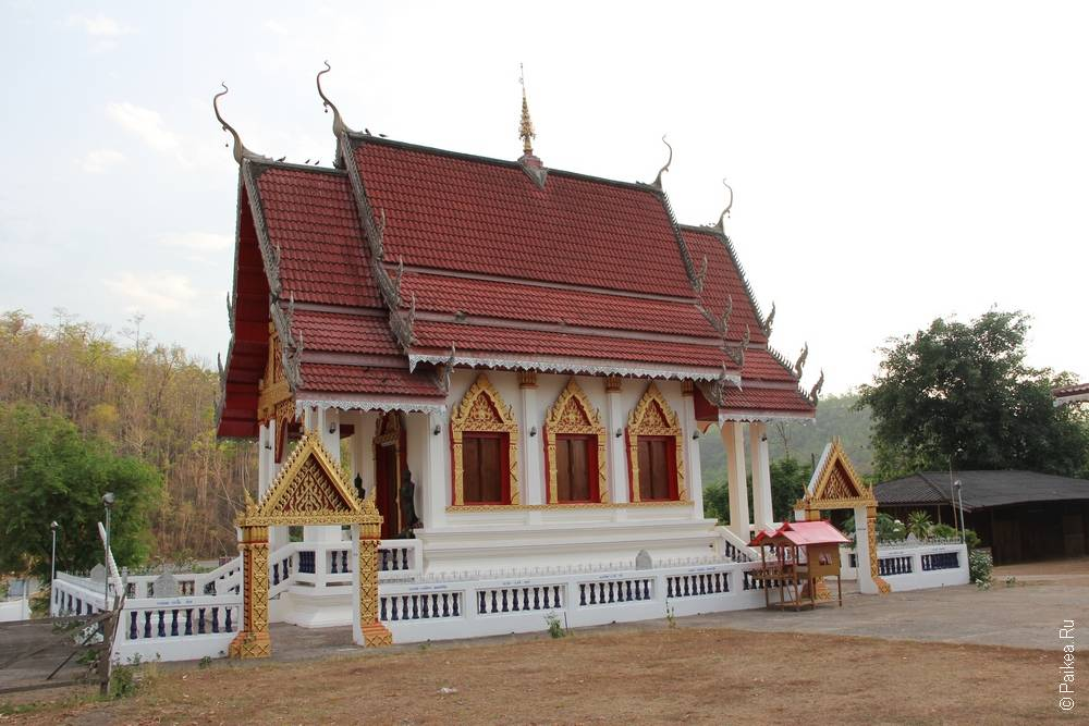 По северному Таиланду на машине. Пай - Мэхонгсон - Кун Ям (North Thailand - Pai - Mae Hong Son - Khun Yuam)