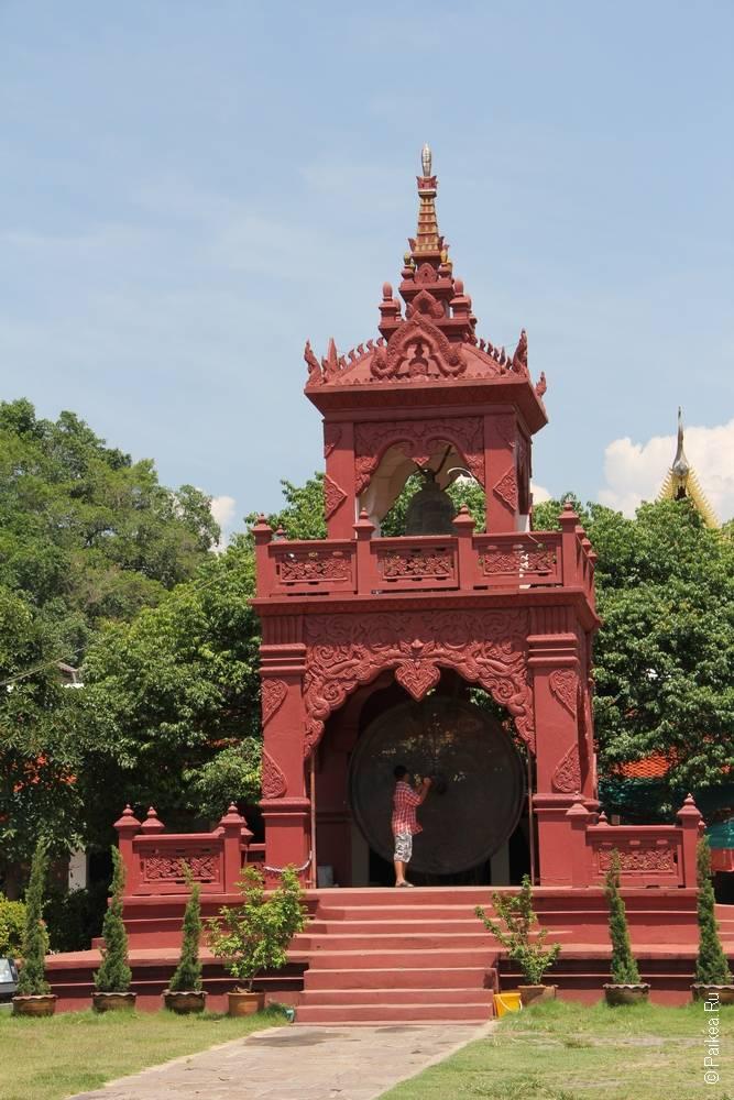 Таиланд - Лампун (Thailand - Lamphun)