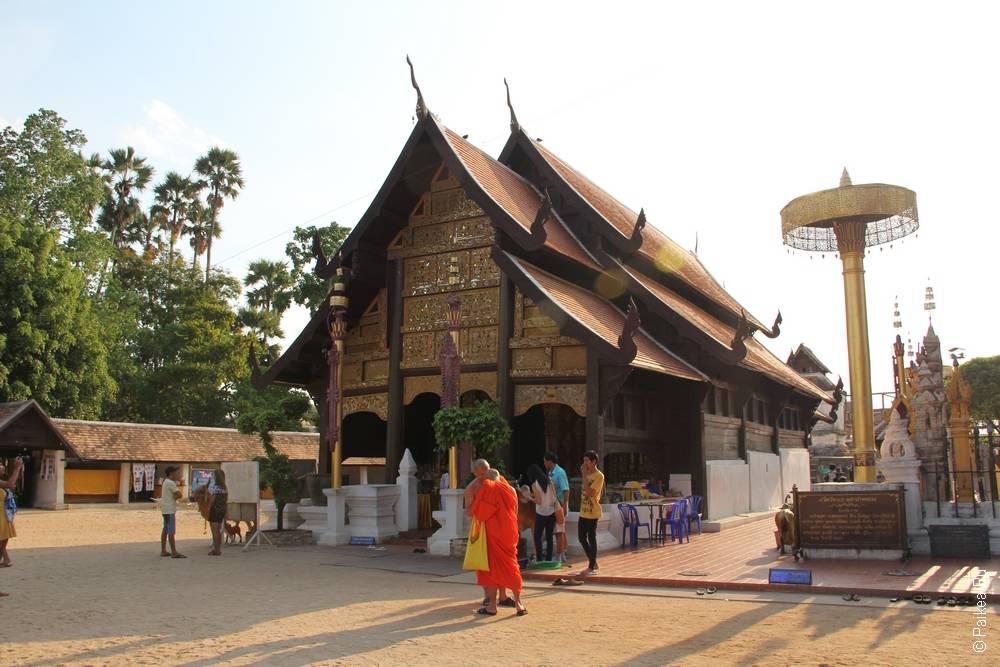 Таиланд - Лампанг - Храм Ват Пра Тат Лампанг Луанг (Thailand - Lampang - Wat Phra That Lampang Luang) Таиланд - Лампанг - Храм Ват Пра Тат Лампанг Луанг (Thailand - Lampang - Wat Phra That Lampang Luang)