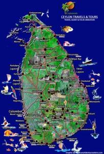 Виза Шри-Ланки
