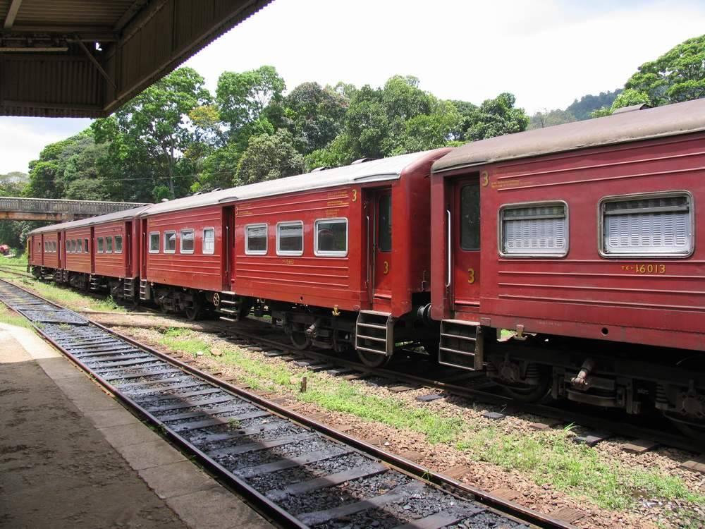 Шри Ланка - Бадулла (Sri Lanka - Badulla)