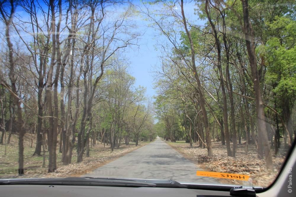 Таиланд - Си Сатчаналай - Исторический парк (Thailand - Si Satchanalai - Historical Park)