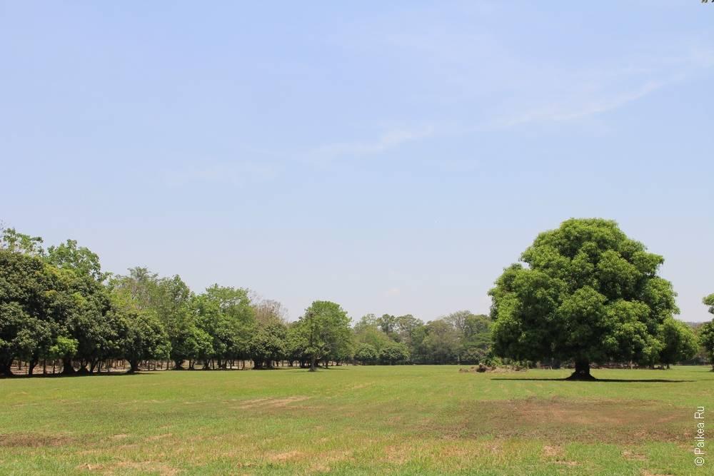 Таиланд - Исторический парк Си Сатчаналай (Thailand - Si Satchanalai Historical Park)